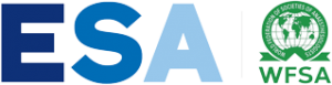 Αναισθησιολογική Εταιρεία Κύπρου - ESA, WFSA Logos
